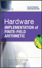 Hardware Implementation of Finite Field Arithemtic